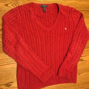 Ralph Lauren Dress Sweater